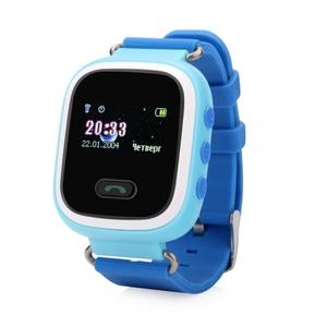 Часы детские с GPS GP-02 (Синие)