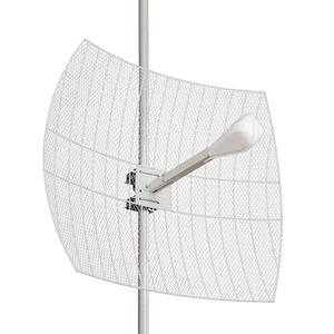 KNA24-1700/2700 - Параболическая MIMO антенна 24 дБ (SMA)