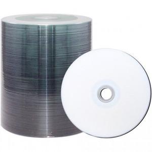 Диск DVD+R bulk 8,5Gb 8x Double Layer Ink Print OEM