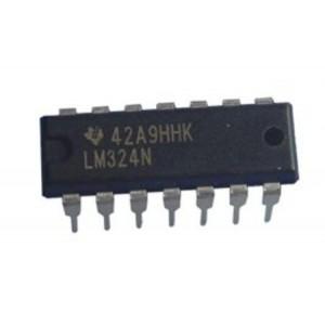 Операционный усилитель LM324N