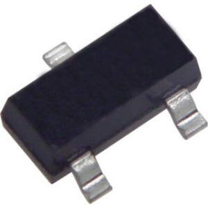 Транзистор MOSFET SI2301DS (p-канал, -4.7А, -20В) A1sH8