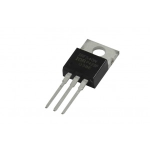 Транзистор MOSFET IRF840PBF (n-канал, 8А, 500В)