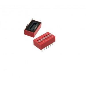 SWD-06 (DS-06) DIP переключатель