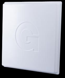 Антенна панельная 4G (22 дБ) MIMO Gellan LTE-22MF