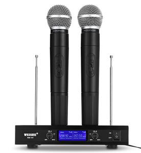 Набор беспроводных микрофонов WM-10V