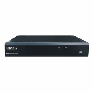 SVN-6125, 8 Mpix(2592x1944)-25 к/с, 16 канальный, 2 HDD.