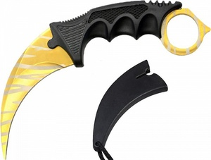 Нож Патриот CS-206 (Керамбит, зуб тигра)