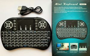 Пульт Air Mouse Keyboard Mini i8