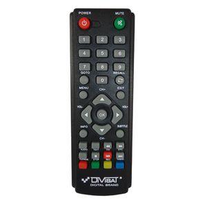 Пульт DiVisat HOBBIT BOX III ic DVB-T2 ( BAIKAL HD981)