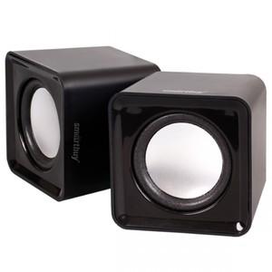 Колонки мультимедийные SmartBuy MINI, мощность 4Вт, USB, черные (SBA-2800)/80