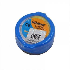 Паста паяльная Mechanic XGSP30 (Sn63/Pb37,20г)