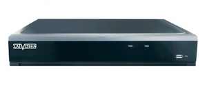 SVR-4115P V 2.0 (5Mp) 4-х канальный цифровой гибридный видеорегистратор, +2 IP, Российский сервер P2P!