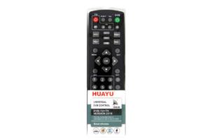 Универсальный пульт DVB-T2+TV VERSION 2019 (для DVB-T2 приставок и ТВ)