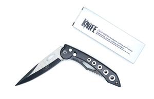 Нож Патриот НТ-139 с клипсой (9/22см)