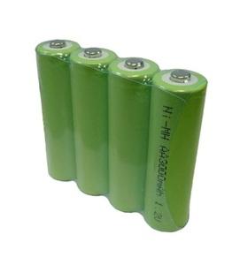 Аккумулятор R6 AA(3000(860) mAh,Ni-MH,1.2V) BP-4