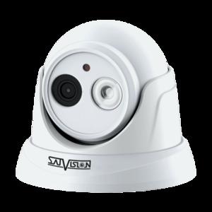 SVI-D453 SD SL Starlight 5 Mpix (2592 × 1944) 15к/с, 4 Mpix 20к/с,  3 Mpix, 2 Mpix, 1Mpix 25к/с, объектив 2.8мм, аудио вход/выход, microSD до 128Гб, PoE