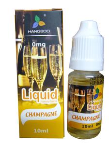 Жидкость для заправки Hangboo Champagne (Шампанское) 10мл (NONE-0мг)