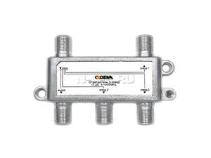 Ответвитель 3 отвода 12 дБ 5-1000 МГц, CADENA