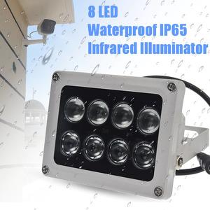 Инфракрасный прожектор ночного видения, широкий угол, IP65
