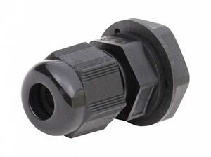 Кабельный ввод PG16 (10-14mm) -черный-