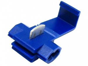 Кабельный соединитель 0.75-2.5mm2 / 18-14AWG (синий)