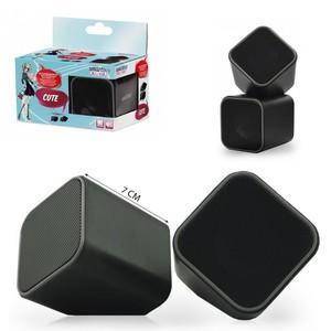 Колонки мультимедийные SmartBuy CUTE , мощность 6Вт, USB, черно-серые (SBA-2570)