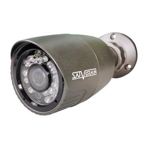 SVC-S195 Ver 2.0, 5.0 Mpix (2560 × 1940) объектив 2.8mm OSD мультиформатная Sony IMX335+NVP2477