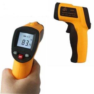 Термометр инфракрасный WH380