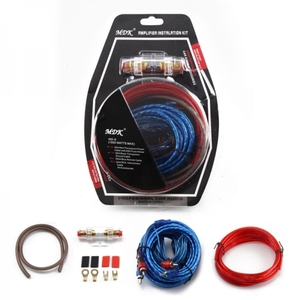 Набор кабелей для автоакустики MDK MD-8(4.5м)