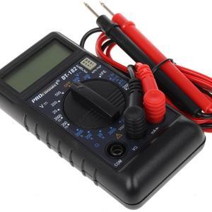 Мультиметр цифровой DT-182 Proconnect
