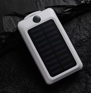 Power bank с солнечной батареей XD557