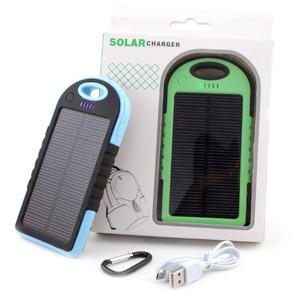 Солнечное зарядное устройство  Solar Charger 5В 1А (solar 5v\200mA)