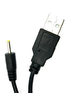 Кабель питания USB (штекер USB - 2,5мм питание), 1метр. OT-PCC05