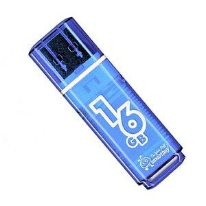 Smart Buy USB 16GB Glossy series Blue