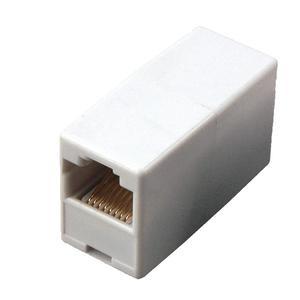 Кoмпьютерный проходник RJ-45(8P-8C) cat 5e, (гнездо-гнездо)  PROconnect
