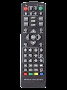 Пульт ТВ универсальный HUAYU RM-D1155+6 (DVB-T2/LCD/LED)
