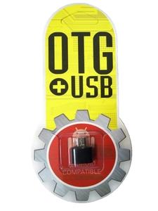 OT-SMA07 переходник OTG (microUSB-USB)