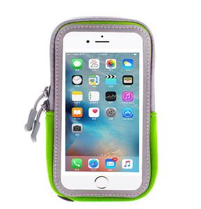 OT-SMH10 Зеленый чехол-нарукавник для смартфона