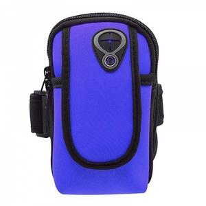 OT-SMH11 Фиолетовые чехол-нарукавник для смартфон