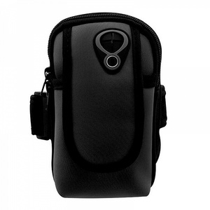 OT-SMH11 Черный чехол-нарукавник для смартфона
