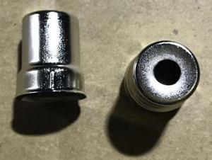 MA0373W !Колпачок магнетрона СВЧ 14.8mm/H19 (круглое отверстие), KMG002