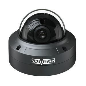 SVI-D452-PRO Купольная IP камера 5Mp (2592x19440) объектив 3,6 мм  c POE