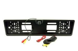 Рамка для номера H100 с камерой заднего вида (угол 125 градусов)
