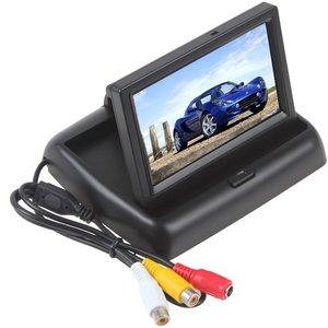 Раскладной монитор 4.3 для камеры заднего вида