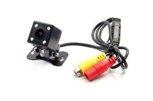 Камера заднего вида ET-6168 LED (с подсветкой)
