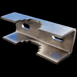 Кронштейн для скобы М6 П-формы