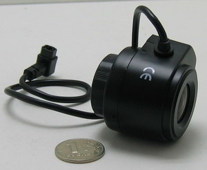 Объектив FFA-0412 (4mm, F1,2, CS, авто диафр.)