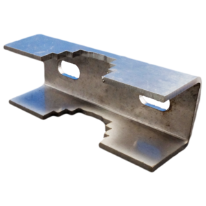 Кронштейн для скобы М6 W-формы