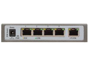 FE-104POE-S Сетевой коммутатор 5 портов 10/100 Мбит/с