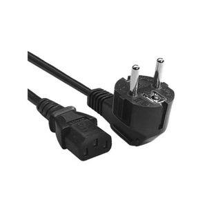 Сетевой шнур для компьютера (3pin) - 1,5м